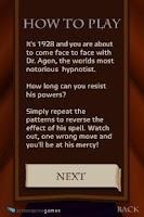 Screenshot of The Hypnotist
