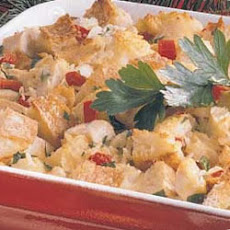 Chicken Brunch Bake