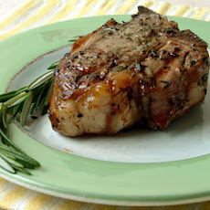 Rosemary Grilled Lamb Chops