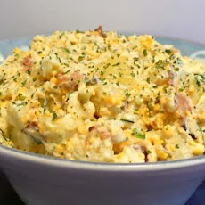 Bacon and Cheddar Potato Salad