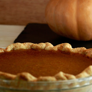 Emeril Lagasse's Pumpkin Custard Pie