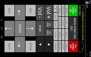 Screenshot of irplus - Infrared Remote