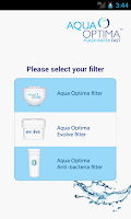 Screenshot of Water Filter