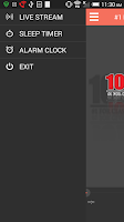 Screenshot of 107.9 The Fox