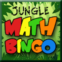 Jungle Math Bingo icon