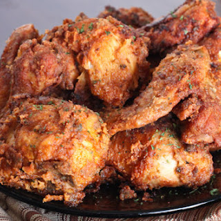 Southern Fried Chicken With Mustard Recipes