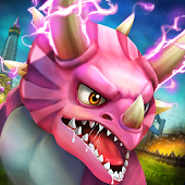 Game Raid of Dino apk for kindle fire
