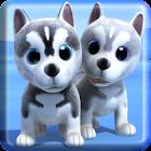 Talking Husky Dog icon