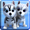 hack astuce Talking Husky Dog en français