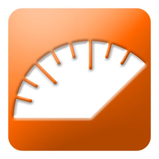 工具のマックス分度器 LOGO-HotApp4Game