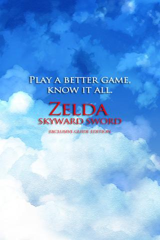 Guide - Zelda Skyward Sword