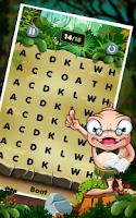 Screenshot of Word Hunt