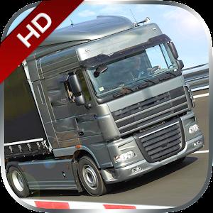 Cover art Truck Test Drive Race HD