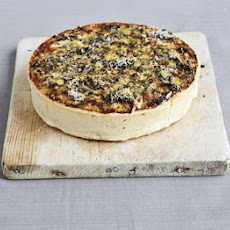 Blue Cheese & Bacon Tart