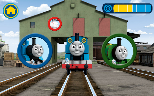 Thomas & Friends: Mix-Up Match - screenshot