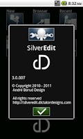 Screenshot of SilverEdit
