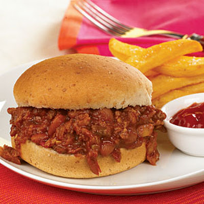 Chili Sloppy Joes