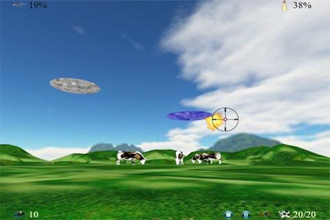 Ufo atack