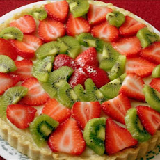 Kiwi Strawberry Tart