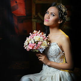The Bride by Triyono Priyosaputro - Wedding Bride