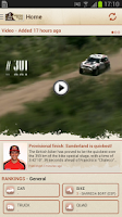 Screenshot of Dakar Rally 2014