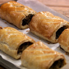 Pork And Black Pudding Sausage Roll