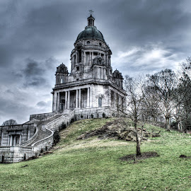 Ashton Memorial by Paul Ruane - Buildings & Architecture Statues & Monuments ( history, england, memorial, ashton, park, monument, williamson park, historical, lancaster )