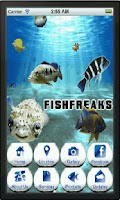 Screenshot of Fish Freaks