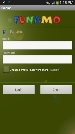 funamo-parental-control for android screenshot