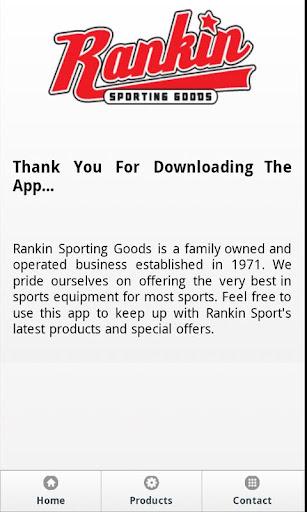 Rankin Sporting Goods