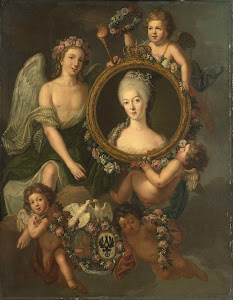 RIJKS: Friedrich Reclam: painting 1767