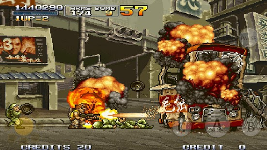 METAL SLUG X- screenshot thumbnail