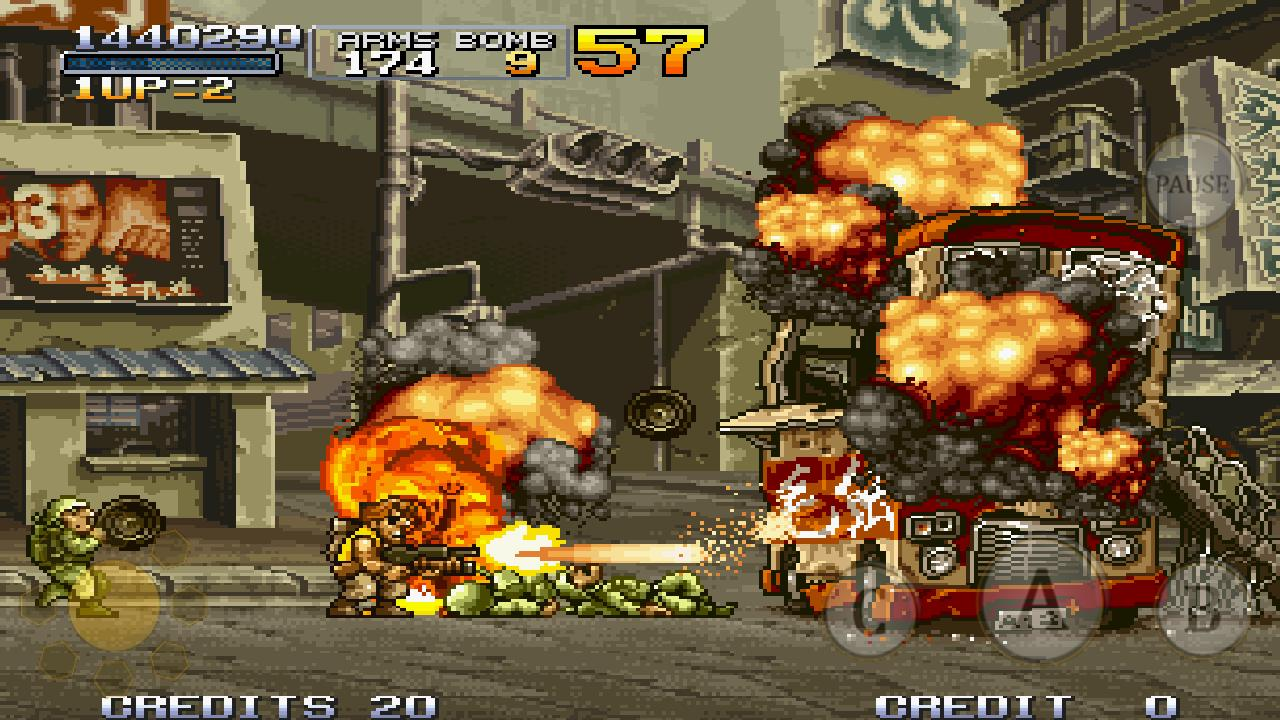 METAL SLUG X Screenshot 3