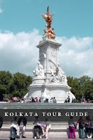 Screenshot of Kolkata tour guide