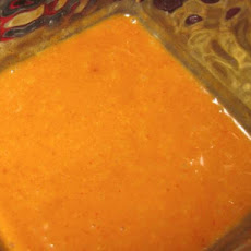 Red Curry Sauce for Fish, Rice, or Veggies