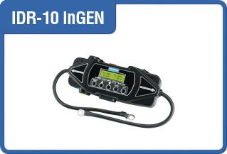 IDR-10 inGEN Diagnose und Datenaufzeichnung