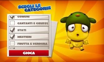 Screenshot of Nomi Cose Città 2 :: ONLINE