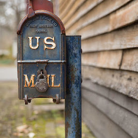 Mailbox by Sam Alexander - Artistic Objects Business Objects ( mailbox )