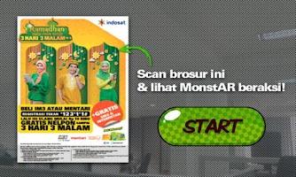 Screenshot of Planet MonstAR
