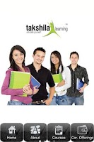 Screenshot of Takshila Learning