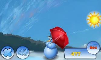 Screenshot of Snowman VS Sun