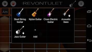 Screenshot of Jazz Guitar Sound Plugin