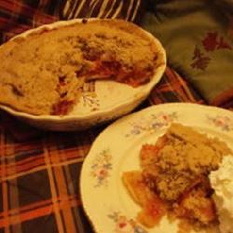 Cranberry Apple Pie I