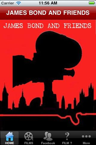 James Bond and Friends