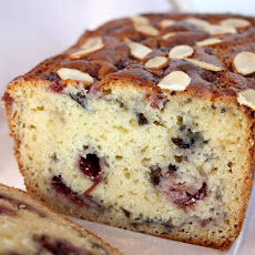 Cranberry - Almond Swirl Bread