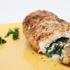 Butter-Stuffed Chicken Kiev