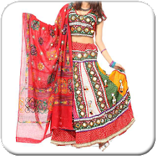 Garba Festival dress Photo