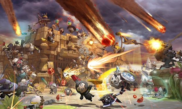 Xbox 360 free-to-play title Happy Wars now playable without Xbox Live Gold