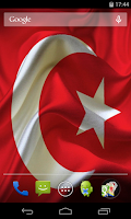 Screenshot of Flag of Turkey