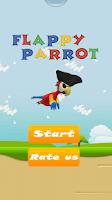 Screenshot of Flappy Parrot